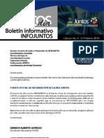 Boletin Informativo de INFOJUNTOS No. 5