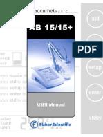 pHmeter Accumet AB 15/15+