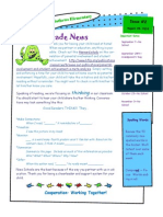 Dick Newsletter Two