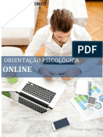 MINI EBOOK ORIENTAÇÃO PSICOLÓGICA ONLINE