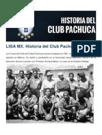 Historia Futbol Pachuca
