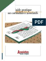 Guide Formulaires Asso