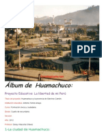 Álbum turìstico de la provincia de Sanchez Carrion