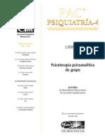 c.- Olivares, M. & Sandoval, L. Psicoterapia Psicoanalítica de Grupo. 68p