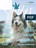 Edibles List Magazine - Issue 16