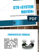 Proyecto System MayJen