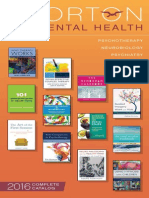 Norton Mental Health Annual Catalog 2016