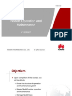 43854591 NodeB Operation and Manitenance V100R008