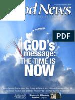 The Good News Magazine - September/October 2015