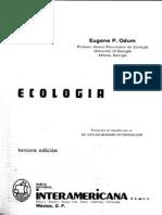 Lectura 2. Ecologia y Otras Ciencias