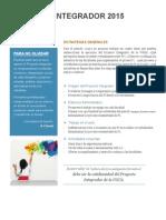 Ideas PI 2015 dirinvestigaciones