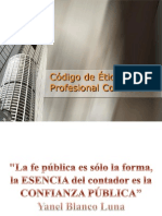 Codigo de Etica IFAC