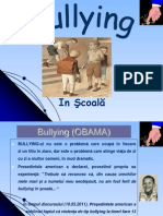 BULLYING Curs Consilieri CMBRAE