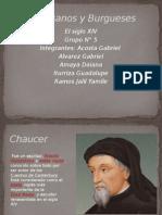 El gotico, el barroco, y el renacimiento
