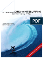 Kiteboarding to Kitesurfing eBook 10 0