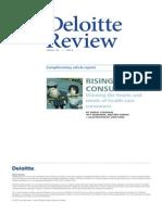Healthcare Rising Consumerism