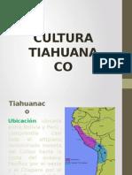 Cultura Tiahuanaco Wari