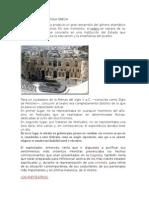 El Teatro en La Antigua Grecia (Para Imprimir)