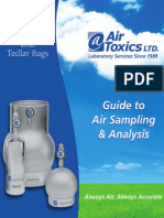 Air Toxics Ltd Sampling Guide