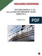 Derecho Registral Mod 1
