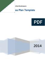 Preparing Your Business Plan