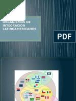 Organismos de Integracion Latinoamericanos