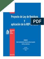 Gestion de Residuos de Aparatos Electricos y Electronicos en Peru