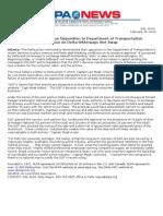 PR DALMEC 2010-02 -- Delta Pilots Continue Opposition to DOT Decision
