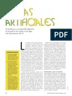 Hojas Artificiales
