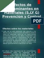 Efectos de Contaminantes en Materiales (S,LY G.pptx