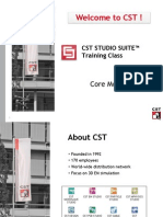 CST Training Core Module
