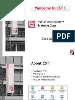 CST Training Core Module