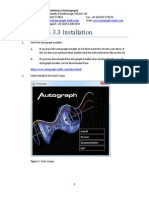 Autograph3.3.10InstallationGuide