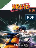 Libro de Reglas NarutoD10