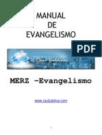 Manual de Evangelismo - Raul Zaldivar Ministries-ok!