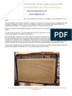 Review Fender Deluxe 1965