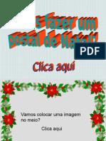 Fazer Um Postal de Natal