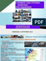 Kota Makassar dan rencana Reklamasi