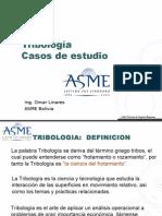 SP Cap 6 Cojinetes y Otros Estudios Tribologicos