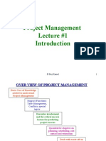 Chapter 1 Slides (Project Managment)