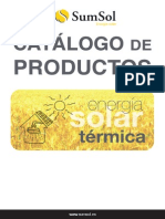 Catalogos Dew Productos de Energia Solar