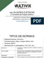 2_Instalações Elétricas_O Conceito de Projeto Elétrico