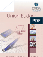 Union Budget 2010-11