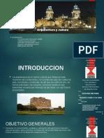 La Arquitectura y Cultura