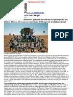 Texto Sobre Agronegócio No Brasil.2015