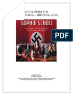 Study Guide for Sophie Scholl