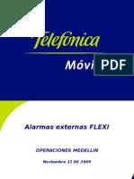 Alarmas Externas Flexi Full