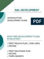 National Development Help