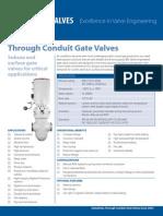 BV Gate Valve DS 15111