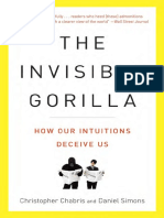 The Invisible Gorilla by Christopher Chabris and Daniel Simons - Excerpt